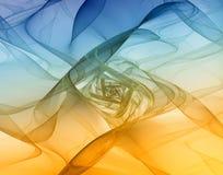 silkeslen bakgrundspastell Royaltyfria Bilder