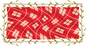 silkespapperhandduk Royaltyfri Foto