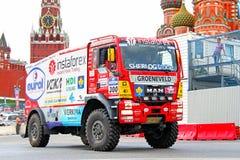 Silkway Rally 2012 Stock Images