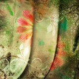Silky abstraction Stock Photo