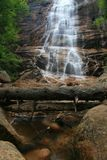 Silky Arethusa Falls Stock Photography
