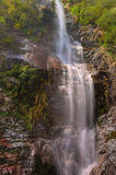 Silky Bhimnala waterfall Royalty Free Stock Photos