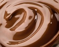 Silky Chocolate Stock Photos