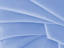 Silky fabric. Light blue silky fabric Royalty Free Stock Photography