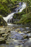 Silky Macintosh Brook Falls Royalty Free Stock Photography