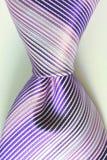Silky tie knot Royalty Free Stock Photo
