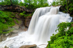 Silky torrent Royalty Free Stock Images