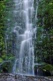 Silky waterfall Stock Photos