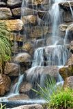 Silky waterfall. Stock Images