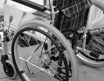 Sillón de ruedas Foto de archivo
