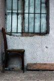 Silla Fotografía de archivo