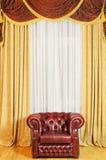 Silla antigua Imagen de archivo libre de regalías
