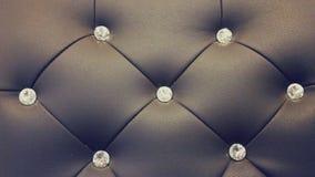 Silla de cuero Fotografía de archivo libre de regalías
