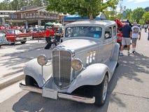 Silla de manos 1933 de Chevrolet Imágenes de archivo libres de regalías