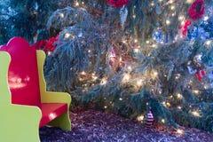 Silla de Santa Imagen de archivo libre de regalías