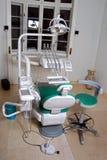 Silla del dentista imágenes de archivo libres de regalías