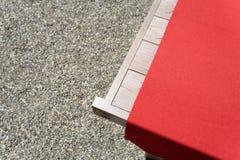 Silla del taburete de Japaneser Foto de archivo