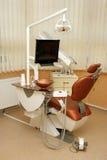 Silla dental fotografía de archivo libre de regalías