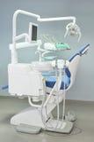 Silla moderna del dentista Imagen de archivo