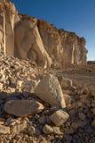 Sillar石头猎物在阿雷基帕秘鲁 库存图片