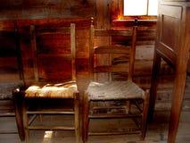 sillas foto de archivo libre de regalías