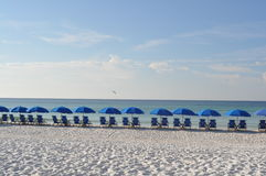 Sillas de Beachtime Imagenes de archivo