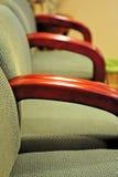 Sillas de la sala de espera Fotografía de archivo libre de regalías