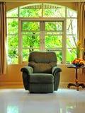 Sillas de la sala de estar Foto de archivo libre de regalías