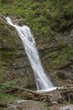 Sillbach waterfall in Ursprung valley Stock Photos