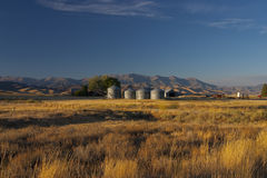 Sillos In The Countryside Of Idaho Royalty Free Stock Photography