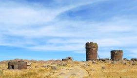 Sillustani, Puno, Peru Stock Photography