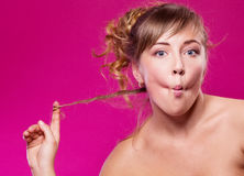 Free Silly Face Royalty Free Stock Image - 23298746
