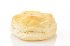 Silngle buttermilk biscuit Stock Photo