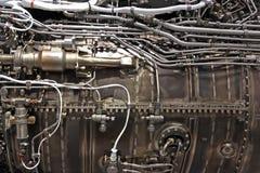 silnik dżetowy Turbo Zdjęcia Stock