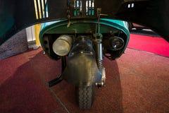 Silnik microcar Heinkel Kabine trojańczyk 200, 1956 Zdjęcia Stock