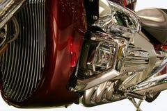 silnik motocykla Obraz Royalty Free