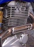 silnik motocykla Zdjęcie Royalty Free