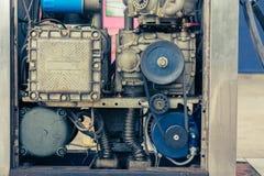 silnik paliwowa pompa Zdjęcie Royalty Free