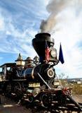 silnik pary pociąg Zdjęcia Royalty Free