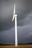 Silnik wiatrowy. Fotografia Stock