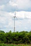 Silnik wiatrowy Zdjęcie Stock