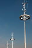 Silnik wiatrowy Zdjęcia Royalty Free