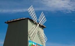 Silnik wiatrowy Fotografia Stock