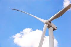 Silnik Wiatrowy dla alternatywnej energii Zdjęcie Stock