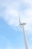 Silnik wiatrowy dla podtrzymywalnej energii Zdjęcie Stock