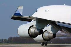 Silniki samolot Fotografia Stock