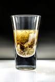 Silny alkoholiczny koktajl Zdjęcie Stock