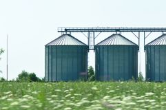 silo fotos de stock