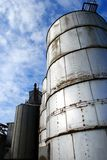 Silo Royalty Free Stock Image