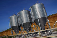 Silo Stock Photography